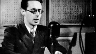 Сообщение Юрия Левитана 22июня 1941года. Объявление оначале войны