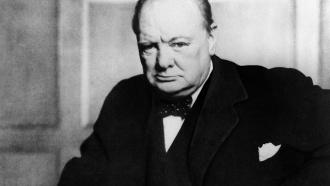Обращение Уинстона Черчилля