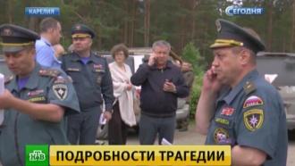 Руководитель Роспотребнадзора Карелии задержан по делу отрагедии на озере