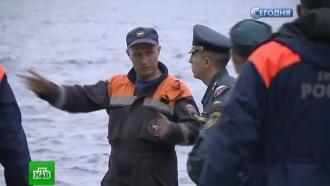 На поиски пропавшего в Карелии мальчика направлены десятки водолазов