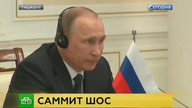 Путин анонсировал создание экономического коридора Россия — Китай — Монголия.Китай, Монголия, Путин, Узбекистан, ШОС.НТВ.Ru: новости, видео, программы телеканала НТВ