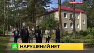 Петербургские иобластные лагеря тотально проверяют после трагедии на Сямозере