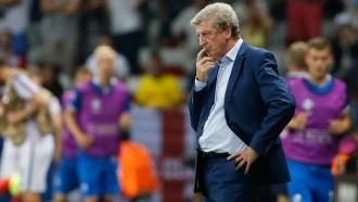 Наставник сборной Англии ушел вотставку после поражения от Исландии