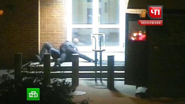 Нападение американского шпиона на полицейского вМоскве попало на видео.дипломатия, драки и избиения, МИД РФ, нападения, эксклюзив.НТВ.Ru: новости, видео, программы телеканала НТВ