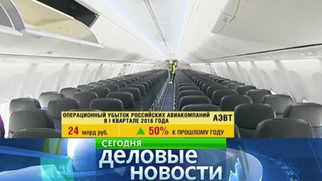 Российские авиакомпании сообщили овозросших сначала года убытках.авиакомпании, авиация, экономика и бизнес.НТВ.Ru: новости, видео, программы телеканала НТВ