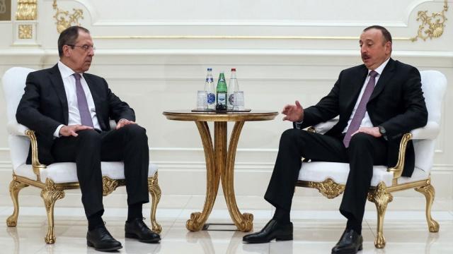 Азербайджан высоко оценил роль РФ в урегулировании конфликта в НКР.Азербайджан, дипломатия, Лавров, МИД РФ, Нагорный Карабах.НТВ.Ru: новости, видео, программы телеканала НТВ