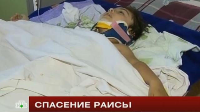 ВДагестане выяснили имя пострадавшей вДТП девочки.ДТП, Дагестан, автобусы, дети и подростки.НТВ.Ru: новости, видео, программы телеканала НТВ