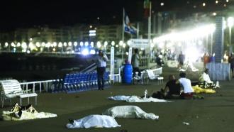 «Бежать было некуда»: очевидцы рассказали отрагедии вНицце