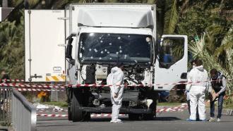 СМИ: устроивший теракт вНицце водитель был вдепрессии <nobr>из-за</nobr> развода