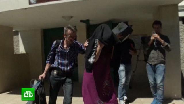 После теракта вНицце задержали одного человека.Франция, задержание, обыски, терроризм.НТВ.Ru: новости, видео, программы телеканала НТВ