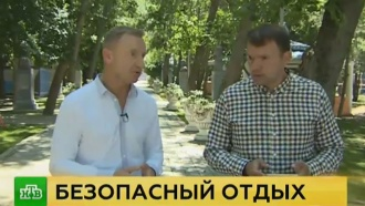 Дмитрий Ливанов: лагеря не должны быть камерами хранения для детей. Эксклюзив НТВ