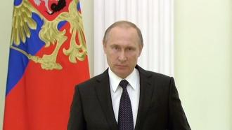Путин обратился к французам в связи с терактом в Ницце