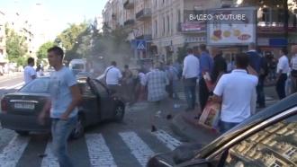 Павла Шеремета извлекли из взорванной машины еще живым