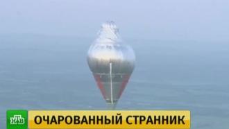 Конюхов побил мировой рекорд кругосветки на воздушном шаре