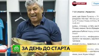 «Зенит» поздравляет с 71-летием Мирчу Луческу