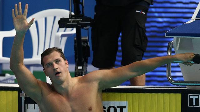 Российских пловцов Лобинцева и Морозова допустили на Олимпиаду.Олимпиада, допинг, плавание.НТВ.Ru: новости, видео, программы телеканала НТВ