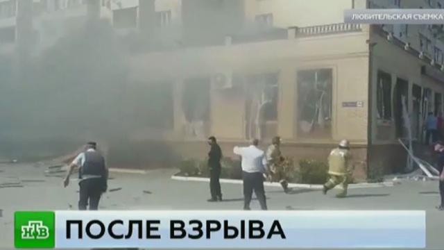 В Дагестане проверяют кафе и рестораны после взрыва в банкетном зале.взрывы, Дагестан, Махачкала, пожары, рестораны и кафе.НТВ.Ru: новости, видео, программы телеканала НТВ