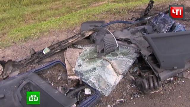 Врезультате столкновения четырех автомобилей на Минском шоссе погибли три человека.ДТП, Москва, автомобили, смерть.НТВ.Ru: новости, видео, программы телеканала НТВ