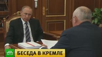 Глава «Ростеха» доложил Путину орекордном показателе чистой прибыли