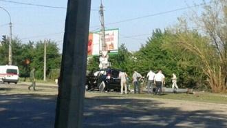 Автомобиль главы ЛНР взорвали вЛуганске, есть раненые