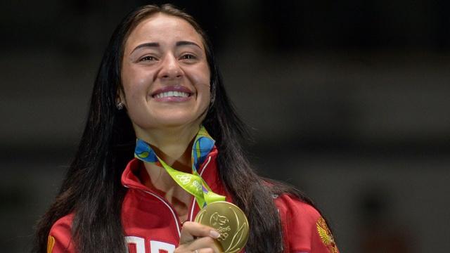 «Сердце не обмануло»: мать саблистки Егорян предчувствовала олимпийское золото.Олимпиада, спорт, фехтование.НТВ.Ru: новости, видео, программы телеканала НТВ