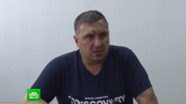 ФСБ обнародовала видео допроса задержанного вКрыму диверсанта.аресты, задержание, Крым, терроризм, Украина, ФСБ.НТВ.Ru: новости, видео, программы телеканала НТВ