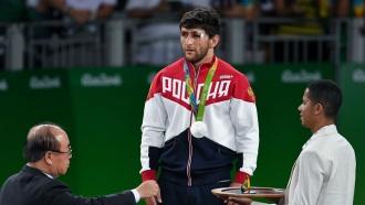 Четырнадцатый день Олимпиады принес сборной России четыре медали
