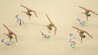 Российские гимнастки игандболистки поборются за золото Игр в<nobr>15-й</nobr> день Олимпиады