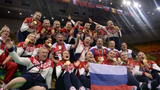 Самый лучший день: сборная России собрала вРио золотой урожай