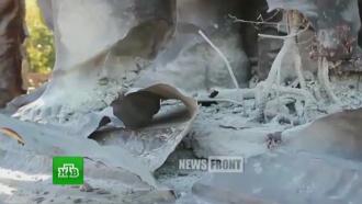 Взрыв памятника погибшим ополченцам вЛНР назвали терактом