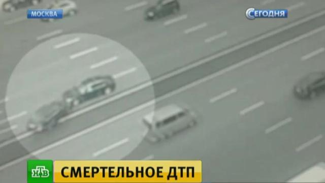 В управделами президента сообщили подробности ДТП на Кутузовском.автомобили, ДТП, Москва, смерть.НТВ.Ru: новости, видео, программы телеканала НТВ