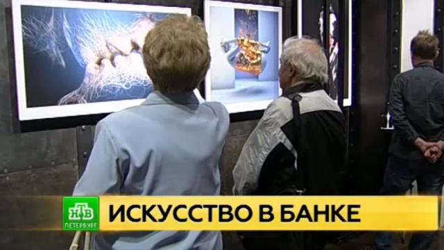 В бывшем деньгохранилище петербуржцы увидят «Цветные сны».Санкт-Петербург, искусство.НТВ.Ru: новости, видео, программы телеканала НТВ