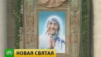 Папа римский причислит мать Терезу клику святых