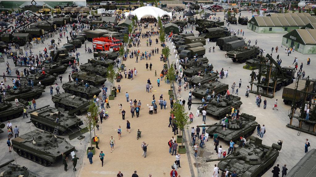 фото кубинка армия 2016