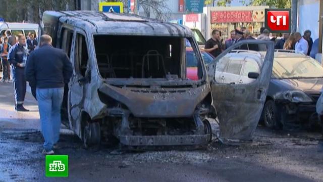 Полиция нашла автомобили грабителей, атаковавших инкассаторов вМоскве.Москва, инкассаторы, кражи и ограбления, нападения, полиция.НТВ.Ru: новости, видео, программы телеканала НТВ