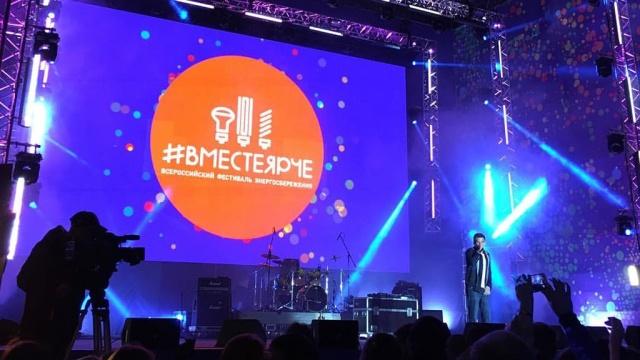 В рамках фестиваля энергосбережения на ВДНХ зажгли тысячи огней.Москва, фестивали и конкурсы, энергетика.НТВ.Ru: новости, видео, программы телеканала НТВ