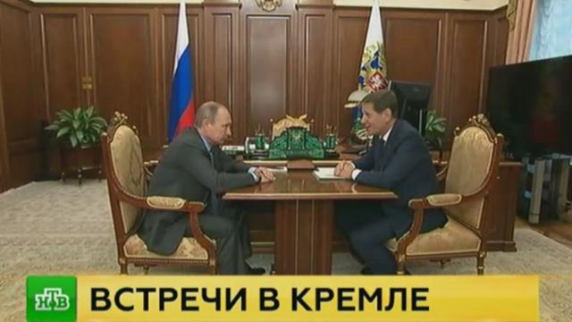 Путин призвал ОКР говорить о проблемах спорта без «политической пены».ОКР, Олимпиада, Путин, спорт.НТВ.Ru: новости, видео, программы телеканала НТВ