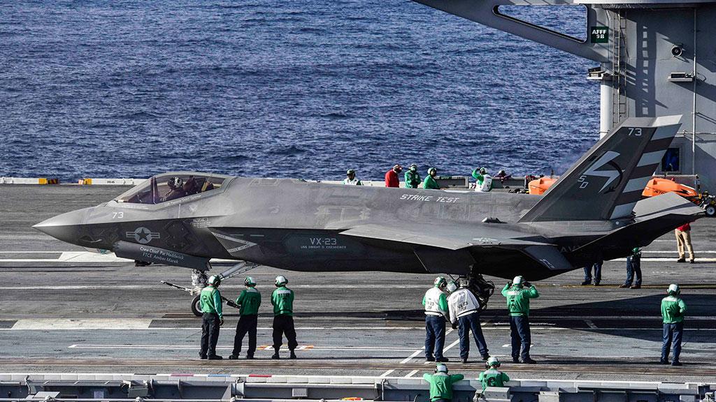 Новейшие американские истребители F-35 признали непригодными кполетам из-за дефектов