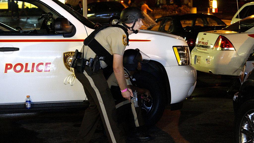 ВЛос Анджелесе неизвестный открыл стрельбу есть погибшие