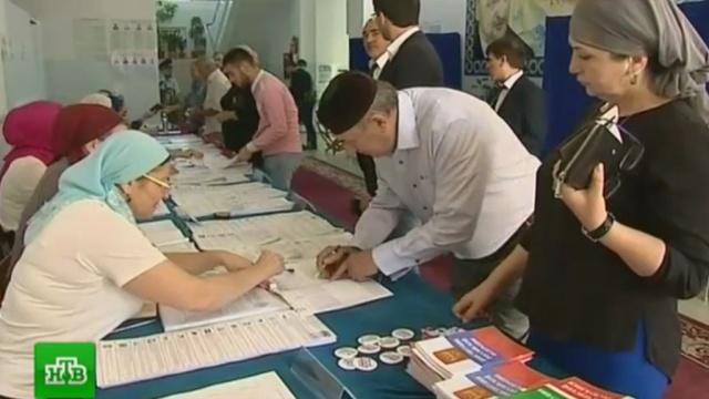 Кадыров назвал победу на выборах главы Чечни большой ответственностью.НТВ.Ru: новости, видео, программы телеканала НТВ