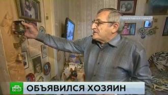Нашелся хозяин иконы, которую контрабандой пытались вывезти из России