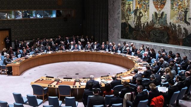 США заблокировали заявление СБ ООН сосуждением обстрела посольства РФ вСирии.ООН, США, Сирия, войны и вооруженные конфликты, дипломатия.НТВ.Ru: новости, видео, программы телеканала НТВ