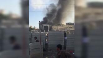 Авиация разбомбила похоронную церемонию в столице Йемена: десятки погибших