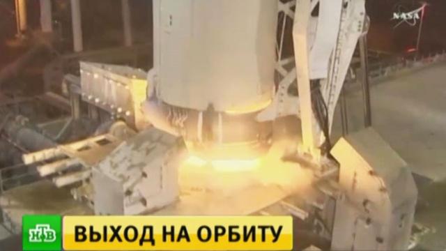 Российские двигатели спасли ракету Antares от катастрофы.космонавтика, космос, МКС, НАСА, технологии.НТВ.Ru: новости, видео, программы телеканала НТВ