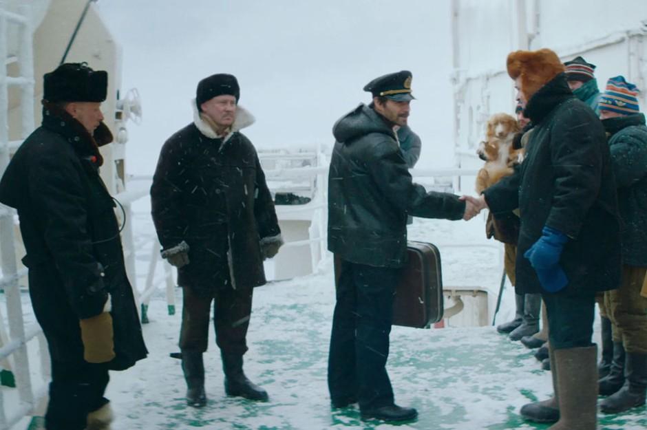 Кадры из фильма «Ледокол».НТВ.Ru: новости, видео, программы телеканала НТВ