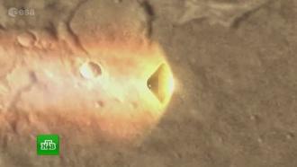 Ученые назвали задачи «Скиапарелли» на Марсе