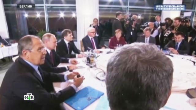 На встрече «нормандской четверки» Украина сыграла роль разменной монеты.переговоры, Украина, войны и вооруженные конфликты, Путин, Олланд, Меркель, Порошенко.НТВ.Ru: новости, видео, программы телеканала НТВ