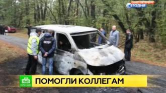 Петербургский суд арестовал возможного убийцу украинских инкассаторов