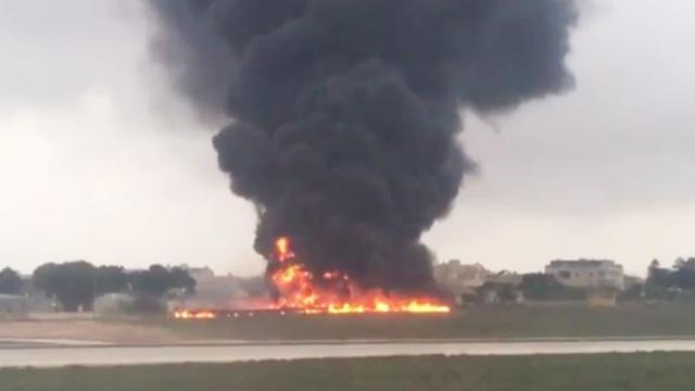 Пять пограничников ЕС погибли в авиакатастрофе на Мальте.авиационные катастрофы и происшествия, смерть.НТВ.Ru: новости, видео, программы телеканала НТВ