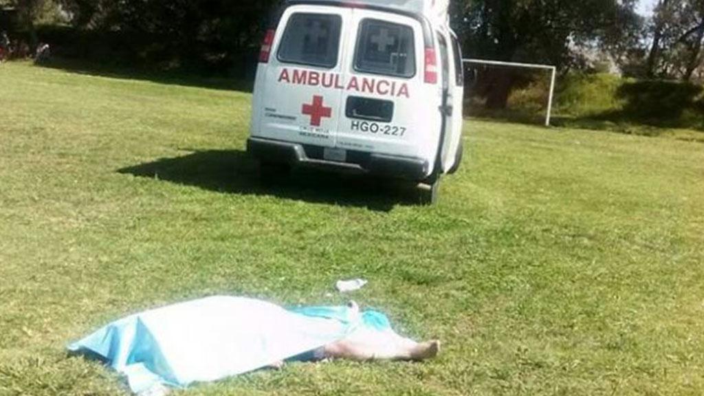 ВМексике футболист убил судью вовремя матча